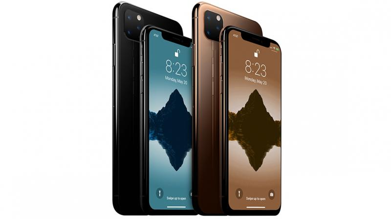 While the face of the handset will retain the same design, the biggest cosmetic changes will be seen on the rear of the iPhone 11. (Photo: MacRumors)