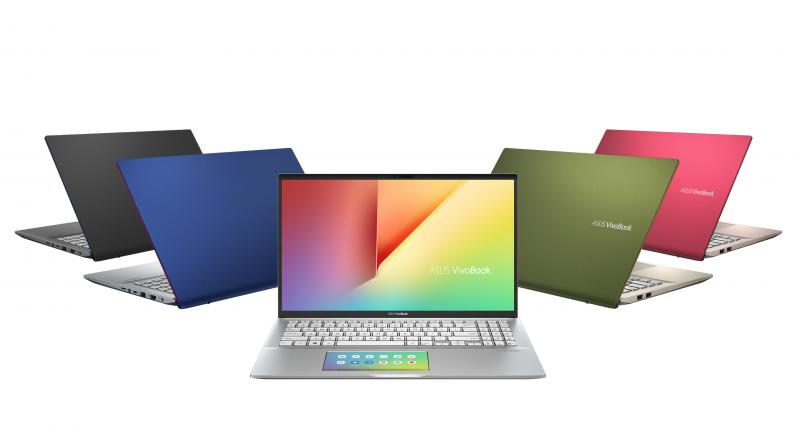 Sleek ultraportables with the innovative ASUS ScreenPad 2.0, unconventional color blocking designs, and four sided NanoEdge display.