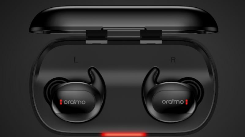 oraimo Airbuds are powered with Bluetooth version V5.0, that makes pairing faster.