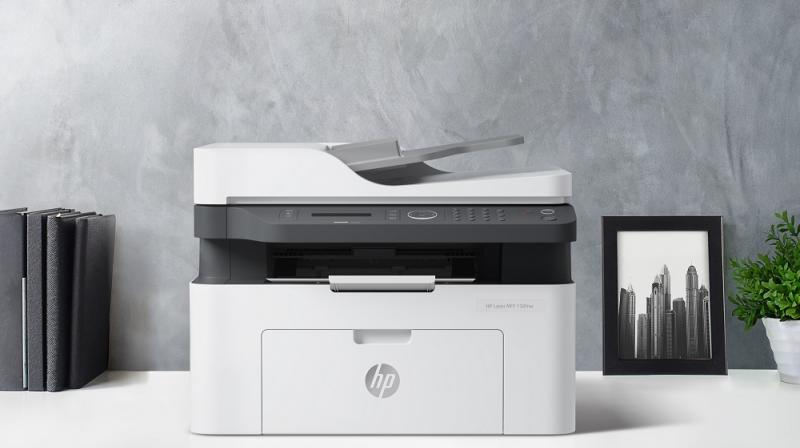 Powered with WiFi Direct, the printers can be connected and controlled using the HP Smart App to get work done.