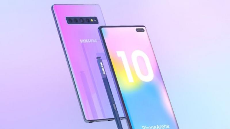 Galaxy Wireless Charger, priced at Rs 4,999, will be available at a discounted price of Rs 3,950 when purchased with Galaxy Note10 or S10 series. (Photo: PhoneArena)
