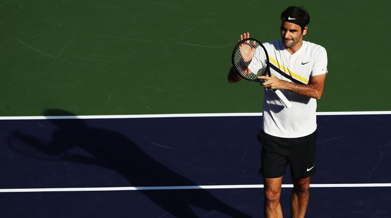 Federer seeks 6th title at Indian Wells against Del Potro