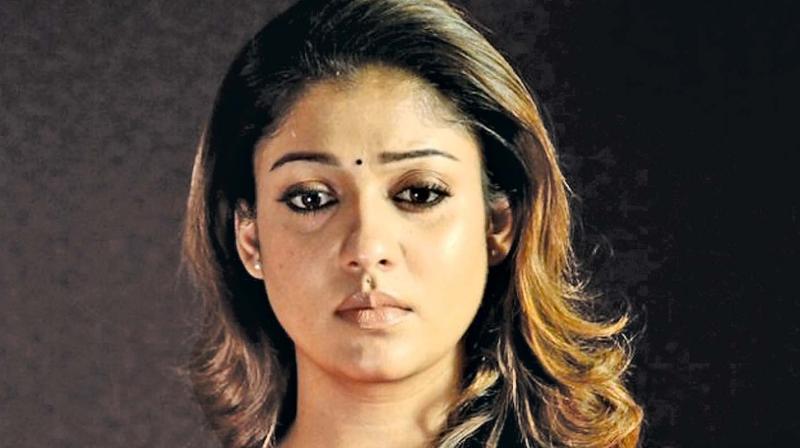 Nayanthara.