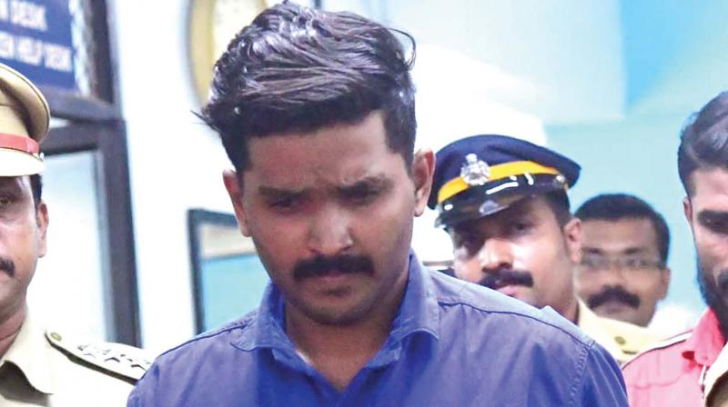 The first accused  Sivaranjith and  second accused A.N. Naseem were arrested by the police at Kesavadasapuram in Thiruvananthapuram on Monday