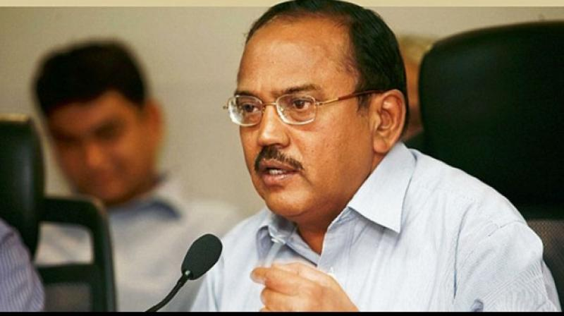 Speaking at the launch of a book on Vallabhbhai Patel, National Security Advisor Ajit Doval also paid glowing tributes to the first home minister of India, saying he had made significant contributions in laying a strong foundation of the country. (Photo: File | PTI)