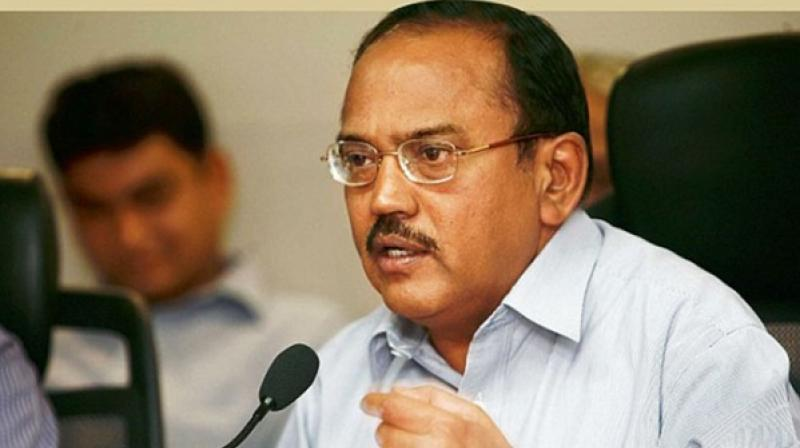 Doval reached the UAE after concluding his two-day visit to Saudi Arabia. The call-on came after Modi visited the UAE earlier this year. (Photo: File)