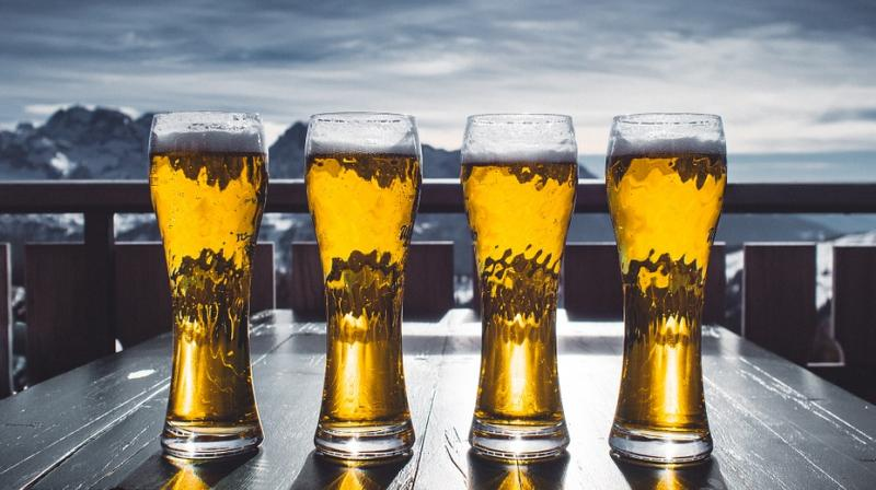 Climate change could cause global beer shortages. (Photo: Pixabay)