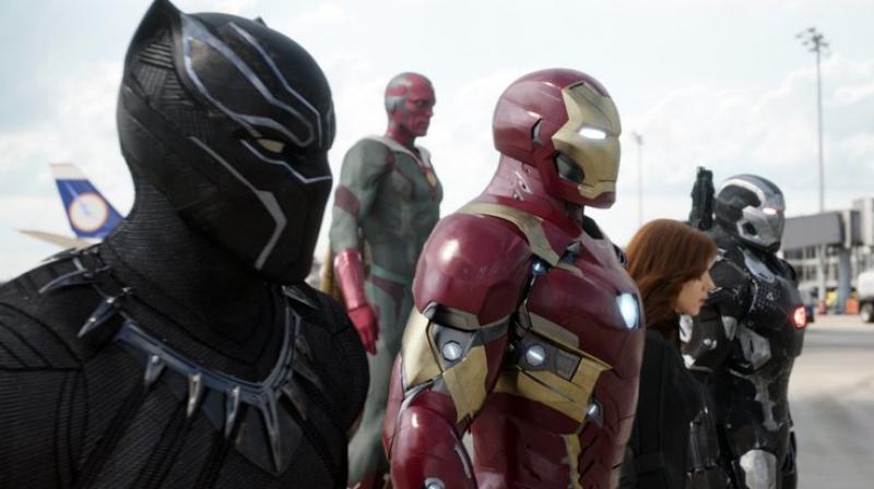 A still from Marvel film. (Photo: Disney Marvel)