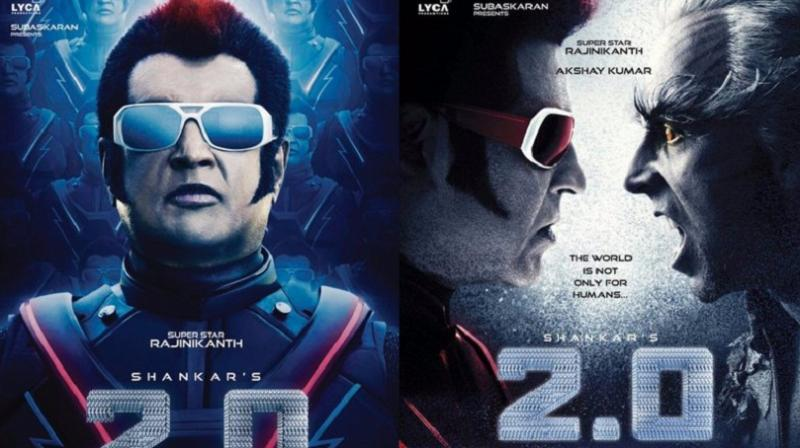Rajinikanth's '2.0' to release in April next year