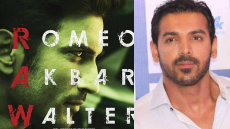 Posters of 'Romeo Akbar Walter' featuring Sushant Singh Rajput was earlier released, but now the movie might be shelved with John Abraham's exit.