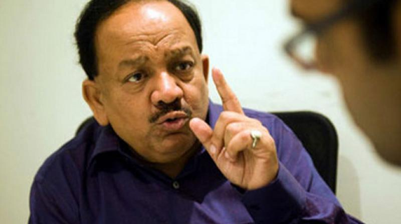 Harsh Vardhan  (Photo: PTI)