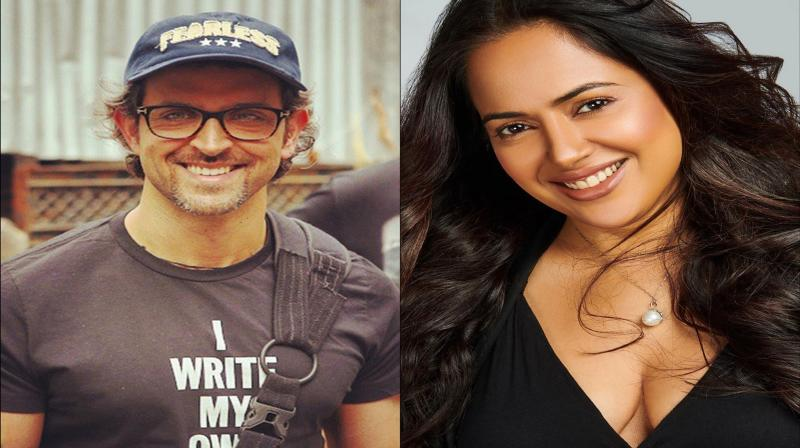 Here's how Hrithik Roshan helped Sameera Reddy overcome her struggles with stammering
