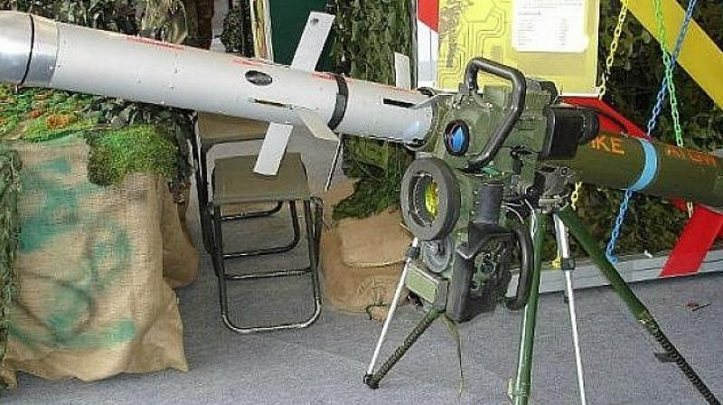 A top Israeli arms firm has confirmed that India cancelled a USD 500 million deal to develop Spike anti-tank guided missiles and expressed