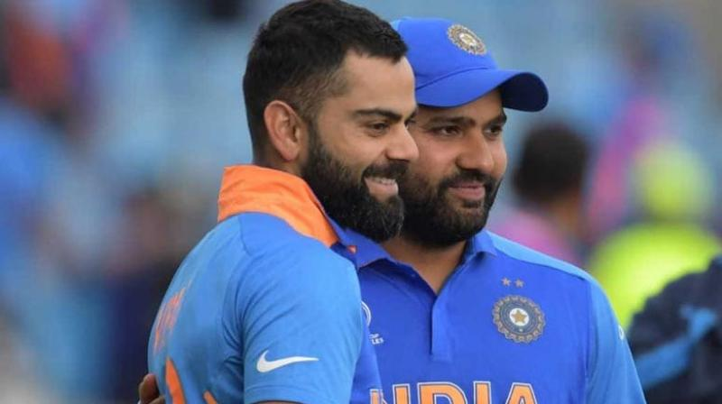 The BCCI will also look into the matter of split captaincy after a news got circulated, stating that there had been a major rift between Rohit Sharma and Virat Kohli. (Photo:AFP)
