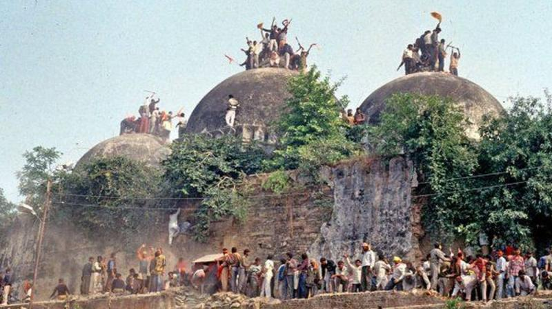 Let's take a look at the various important dates over centuries leading up to the Supreme Court verdict in the Ayodhya dispute on November 9.(Photo: PTI)