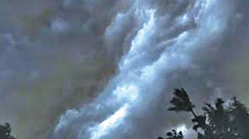 Orange alert has been sounded in six districts- Ernakulam, Idukki, Thrissur, Palakkad, Malappuram, Kozhikode- with very heavy rainfall forecast on August 11.