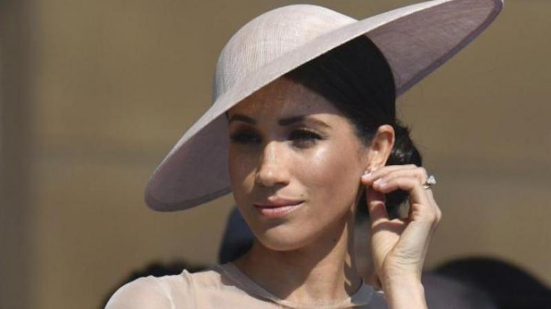 Meghan, Duchess of Sussex. (Photo: AP)