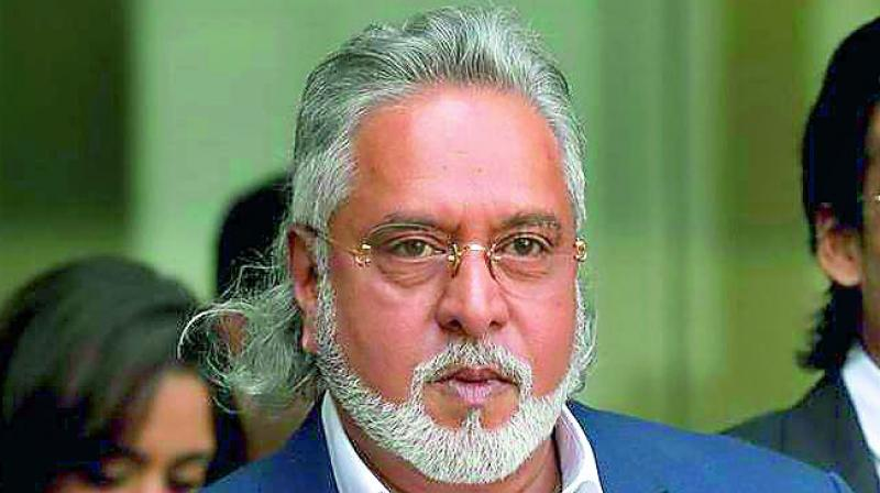 62-year-old businessman, Vijay Mallya, left India in 2016 when the banks were attempting to recover nearly Rs 9,000 crores in unpaid loans to Kingfisher Airlines, a premium airline he started in 2005 and shut down seven years later. (Photo: File)