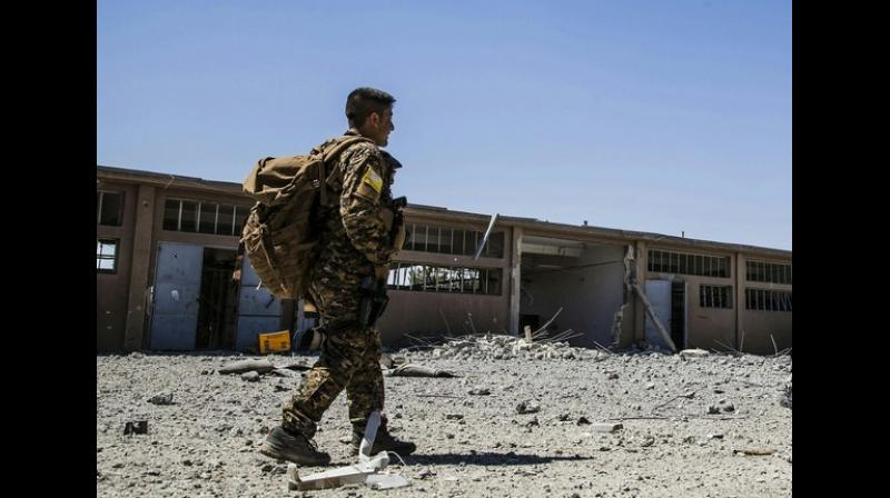 The Kurdish withdrawal from Ras al-Ain will be a boost to the ceasefire, which came into effect on Thursday evening, but has been shaky ever since. (Photo: ANI | Representational)