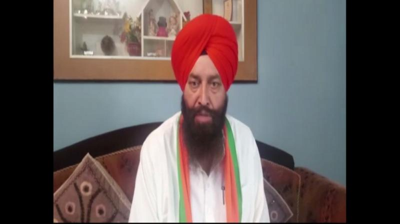 'I respect the Election Commission. It is a fake video and has been doctored,' Singh said. (Photo: ANI)