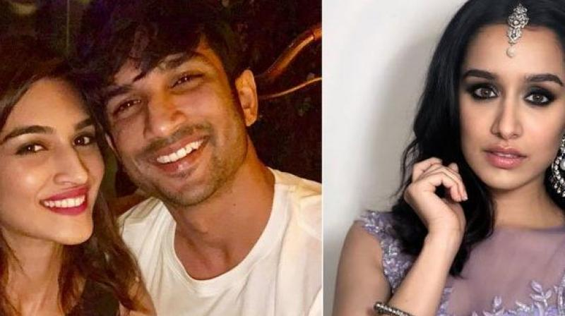 jealous much kriti sanon upset with alleged beau sushant over