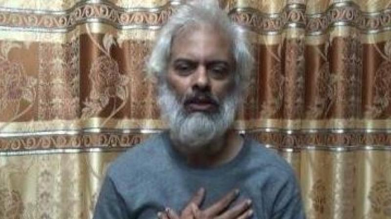 The Keralite priest was abducted by IS terrorists during a deadly attack on a care home in Aden, in war-ravaged Yemen in 2016. (Photo: ANI | Twitter)