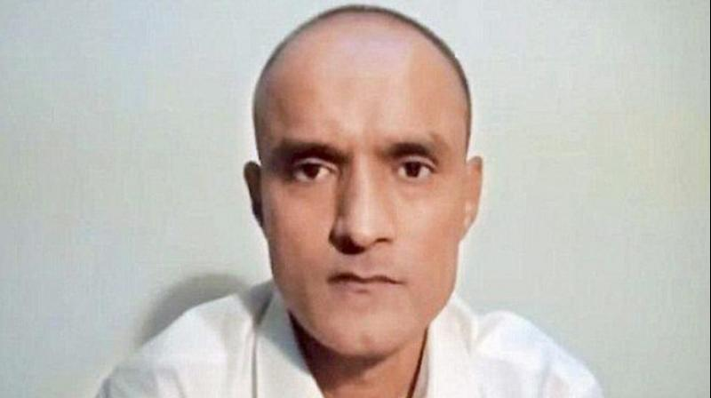 MEA asks Pakistan to allow Kulbhushan to meet wife along with mother
