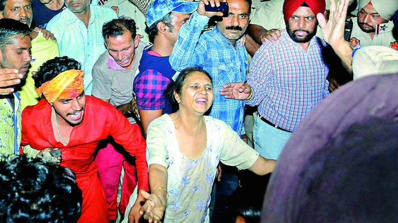 Amritsar train tragedy: No permission from Railways, municipality; updates