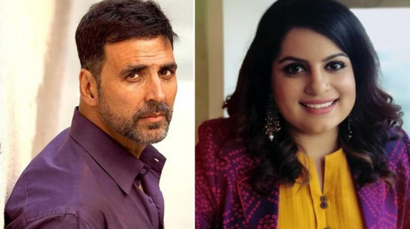 Akshay Kumar and Mallika Dua.