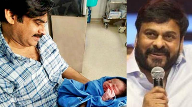 Pawan Kalyan has ensured that the names of his daughter and son reflect his wife's religion while carrying his mother and brother's names too.