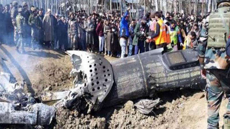 Image result for balakot-airstrike-iaf-helicopter-crash-five-officers-guilty