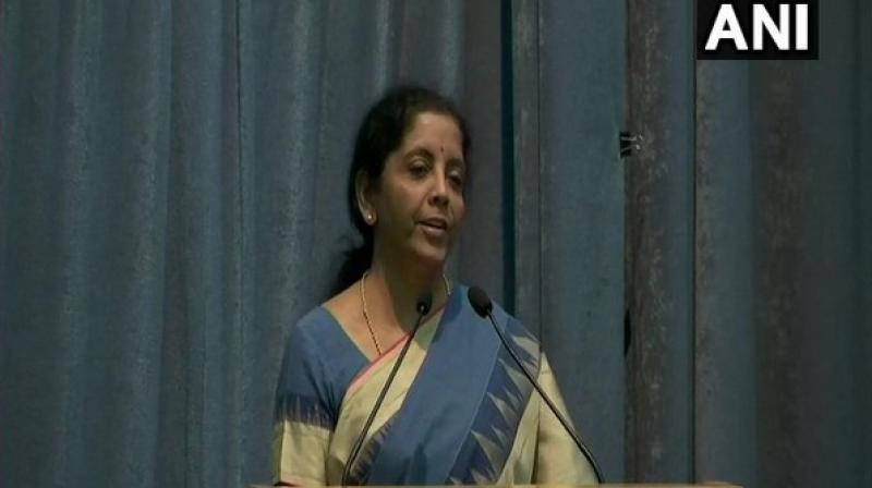 FM Sitharaman calls upon regulators to catch up with new business realities