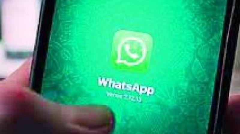 The petition could present a new legal headache for WhatsApp.
