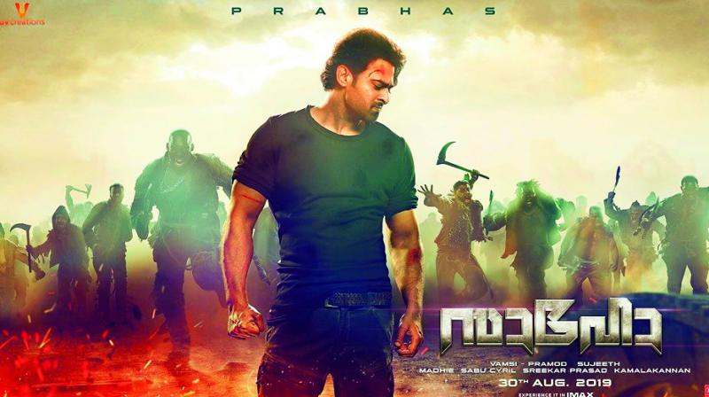 The action drama, which is directed by Sujeeth, has already raked in a whopping Rs 135 crore in pre-release across both the Telugu states.