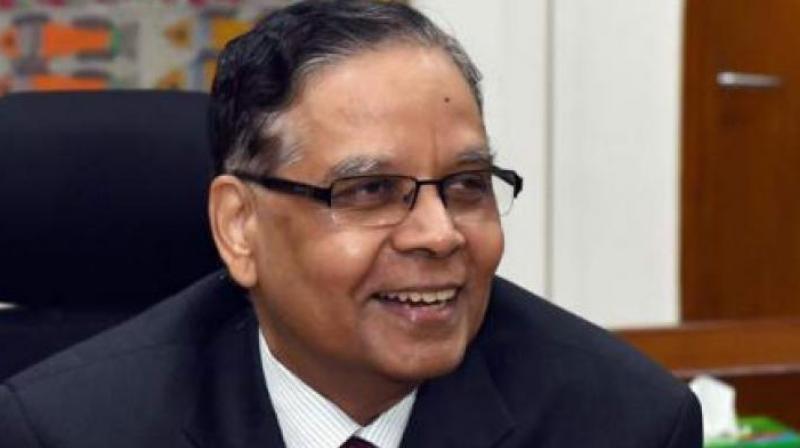 Niti Aayog vice-chairman Arvind Panagariya. (Photo: File)