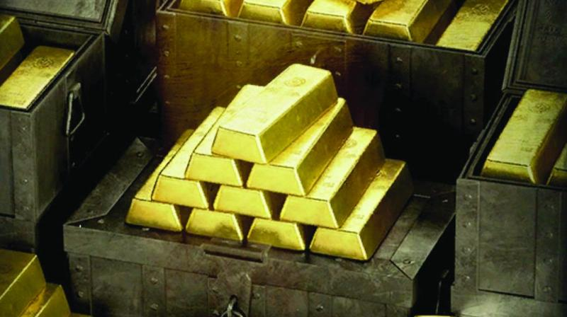 """The passenger had concealed the gold in the washroom for subsequent removal by insiders to smuggle it out of the airport. Sajeed, a first-time traveller, admitted that the packet was handed over to him by a person at Dubai with specific instructions to conceal the gold behind the commode,"" an official said."