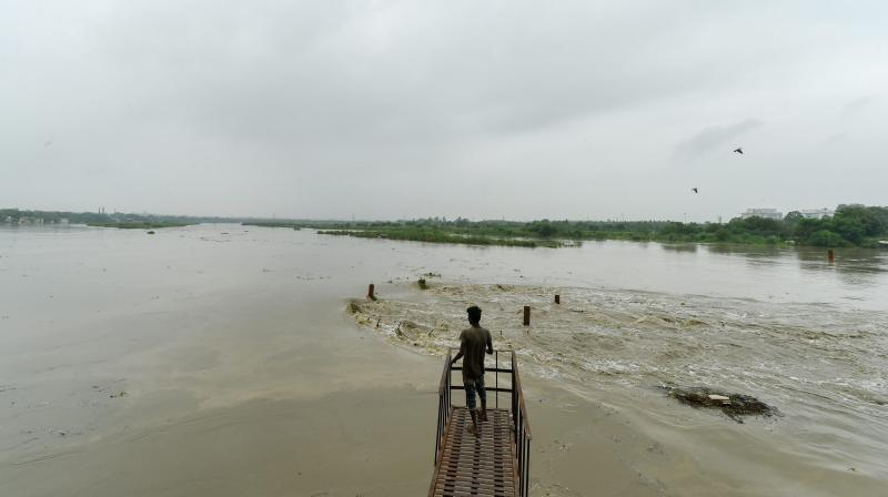 NGT chairperson Justice A K Goel had set up the committee in July to monitor the cleaning of the river. (Photo: PTI)