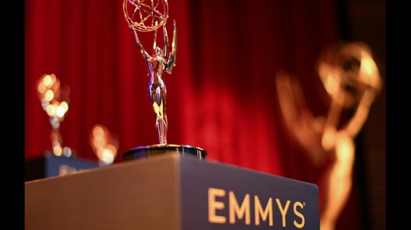 TV Emmy Award. (Photo: AFP)