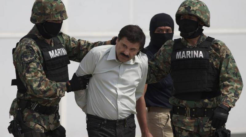 El Chapo is considered to be the most powerful drug lord since Colombia's Pablo Escobar. (Photo: AP)