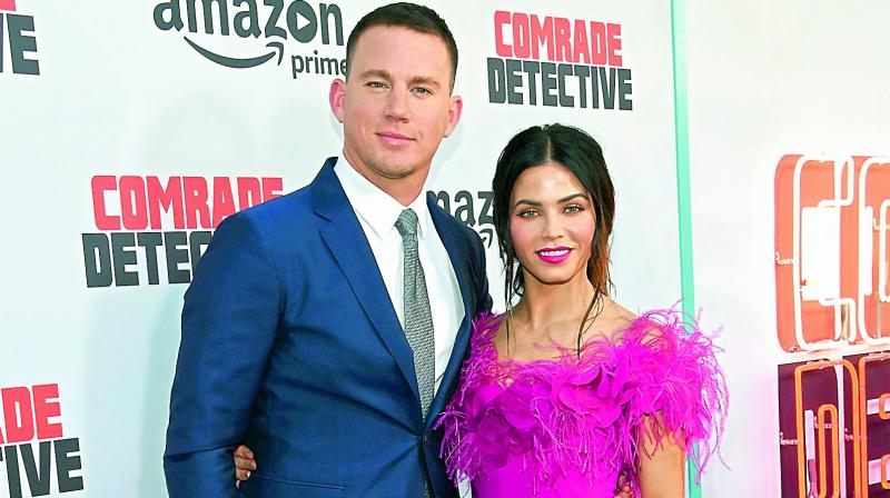 Jenna Dewan speaks out for the first time about her split from her ex-husband of nine years, Channing Tatum, and her coming to terms with a life she never envisioned for herself.