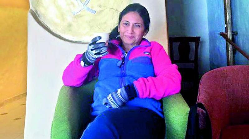 Dr Kalpana Alexander