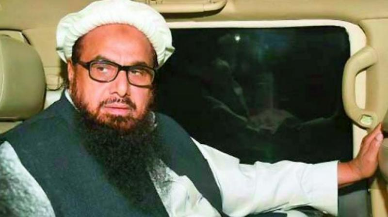 Two Hafiz Saeed-linked charities banned from operating in Pakistan: Sana