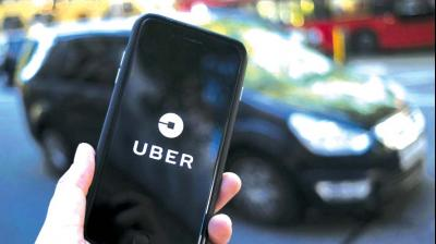 Uber, which operates in over 40 Indian cities, has partnered with Bharti AXA to provide insurance to car rides and with TATA AIG for auto and moto rides. (Photo: File)