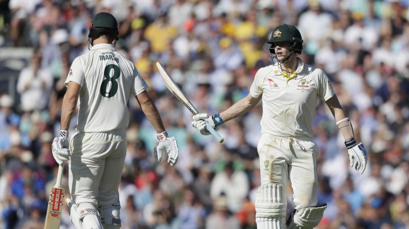 Australia batsman Steve Smith has now become the highest run-scorer in a Test series of this century.