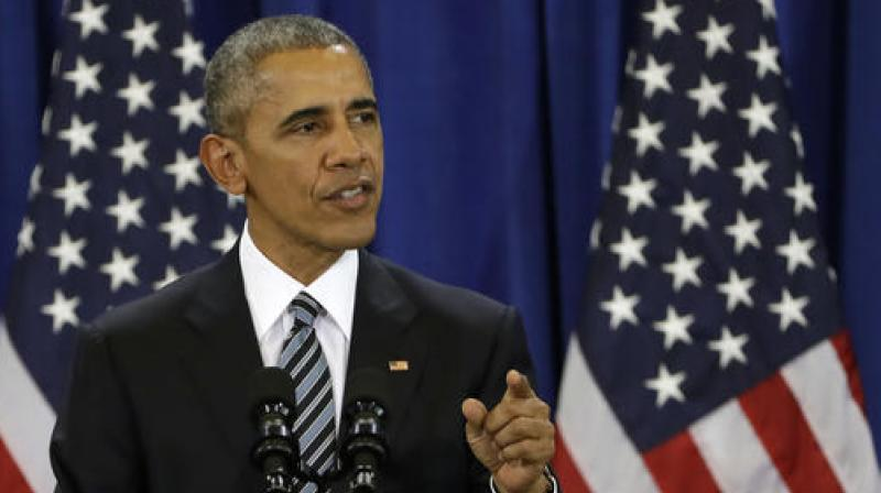 """He campaigned on a message of hope and of change,"" Obama once said.  (Photo: AP)"