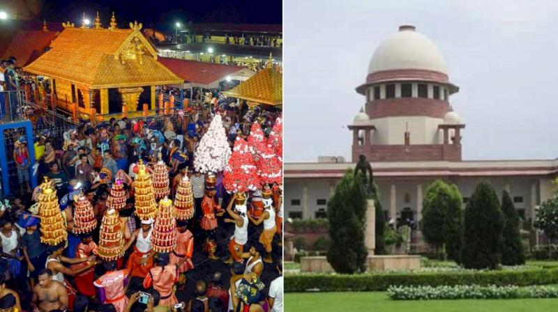 In its verdict, the Supreme Court has allowed women of all ages to enter Sabarimala temple. (Photo: PTI)