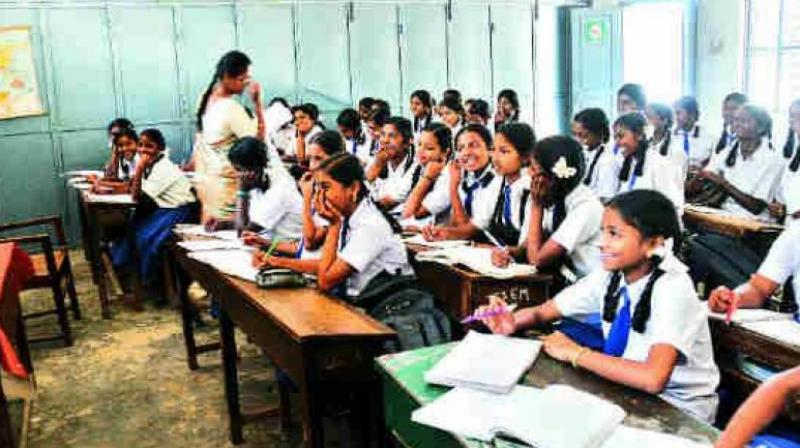 Hyderabad: Student-teacher equation has changed
