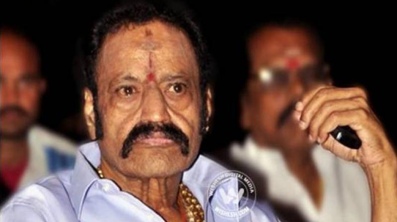 Former chief minister N.T. Rama's son Nandamuri Harikrishna