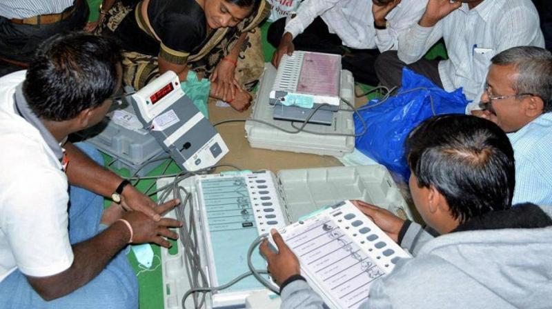 BJP won because of EVMs, says AAP