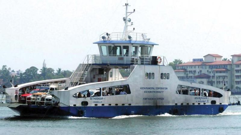 The environment-friendly e-RoRo vessel will incur only 10 per cent of operational cost when compared to that of a normal vessel. The department only needed to install charging points at its jetties.